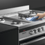 One Piece Hob For Easy Cleaning