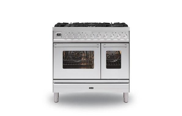 Roma 90 Twin 6-Burner
