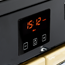 Easy-use touch control clock