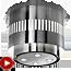 Automatic lower/raise - recirculation mode
