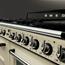 Solid Metal Controls (TR4110P Shown)